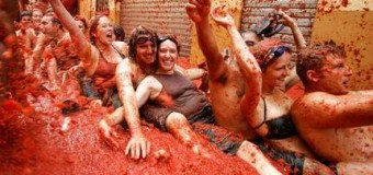 La Tomatina Food Fight Festival