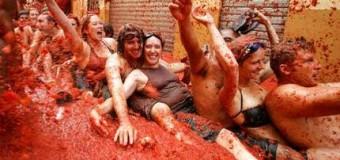 La Tomatina Food Fight Festival