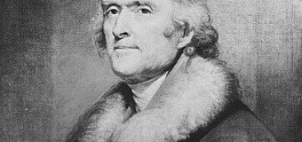 When Thomas Jefferson was the Minister of France