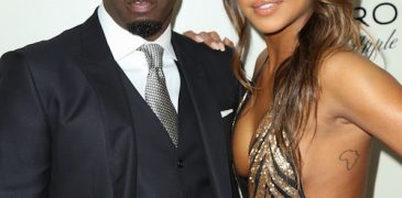 Bille Woodruff is seen attending the premiere of Lionsgate's 'The Perfect Match' at ArcLight Hollywood in Los Angeles, California.  Pictured: Cassie Ventura, Sean Combs, P Diddy Ref: SPL1243161  070316   Picture by: gotpap/Bauergriffin.com