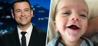 Jimmy Kimmel's baby boy is 3 months and is doing great after surgery