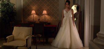Meghan Markle once revealed her wedding dress style